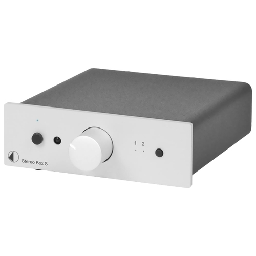 Интегральный усилитель Pro-Ject Stereo Box S