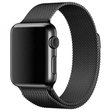 EVA Ремешок Milanese Loop Stainless Steel для Apple Watch 38/40mm