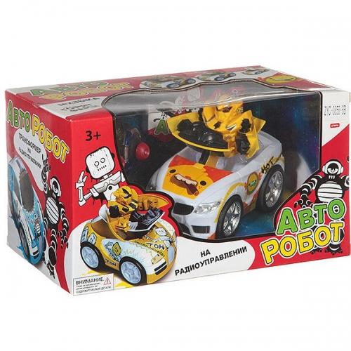 Машинка Zhorya Авто-Робот М42393 на аккумуляторе