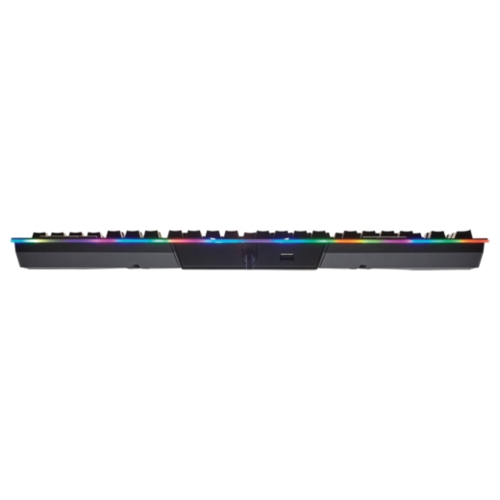 Клавиатура Corsair K95 RGB PLATINUM Rapidfire (CHERRY MX RGB Brown) Black USB