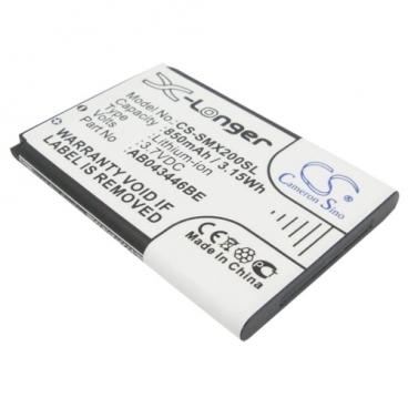 Аккумулятор Cameron Sino CS-SMX200SL для Samsung GT-C3010