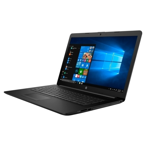 """Ноутбук HP 17-ca0133ur (AMD A9 9425 3100 MHz/17.3""""/1600x900/4GB/500GB HDD/DVD-RW/AMD Radeon R5/Wi-Fi/Bluetooth/Windows 10 Home)"""