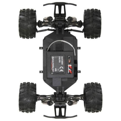 Внедорожник ECX Ruckus (ECX00013T1/ECX00013T2) 1:24 16.5 см