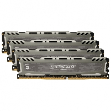 Оперативная память 8 ГБ 4 шт. Ballistix BLS4K8G4D240FSBK