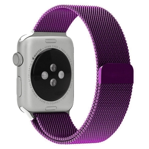 Mokka Ремешок Milanese Loop для Apple Watch 38/40mm