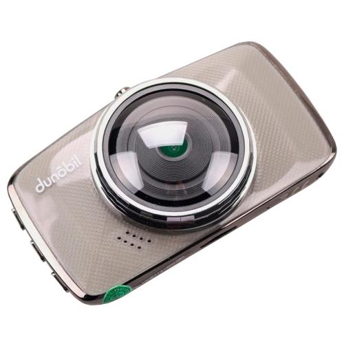 Видеорегистратор Dunobil Chrom Duo, 2 камеры
