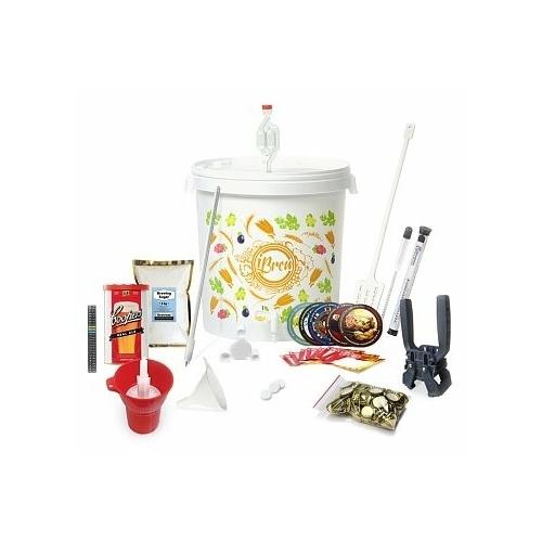 Мини-пивоварня iBrew Deluxe Starter Kit,