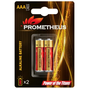 Батарейка Prometheus Energy AAA/LR03