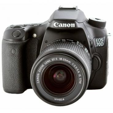 Фотоаппарат Canon EOS 70D Kit