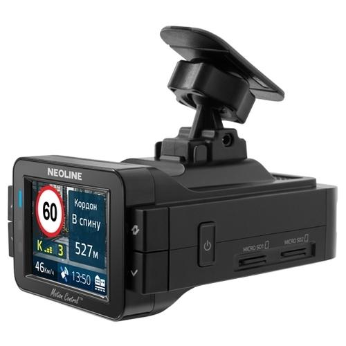 Видеорегистратор с радар-детектором Neoline X-COP 9100s, GPS, ГЛОНАСС