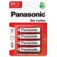 Батарейка Panasonic Zinc Carbon AA/R6