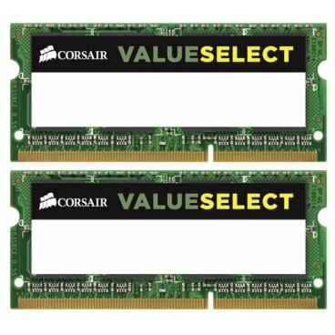 Оперативная память 8 ГБ 2 шт. Corsair CMSO16GX3M2C1600C11