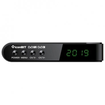 TV-тюнер iconBIT XDS COMBO WiFi