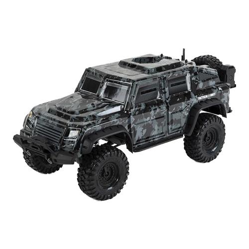 Внедорожник Traxxas Tactical Unit (TRA82066-4) 1:10 58.6 см