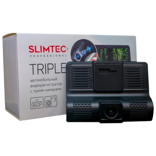 Видеорегистратор Slimtec Triple