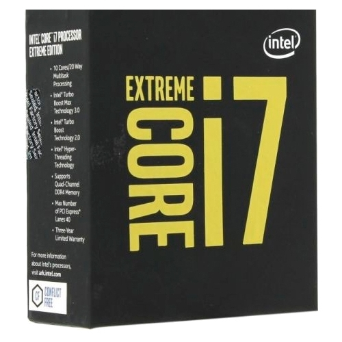 Процессор Intel Core i7 Extreme Edition Broadwell E