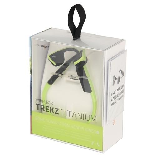 Наушники AfterShokz Trekz Titanium