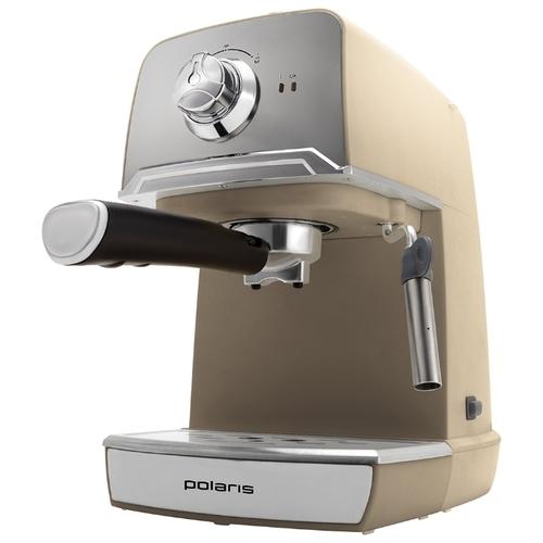 Кофеварка рожковая Polaris PCM 1529E Adore Crema