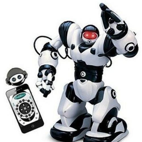 Интерактивная игрушка WOW Робосапиен