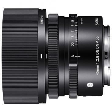 Объектив Sigma 45mm f/2.8 DG DN Contemporary Sony E