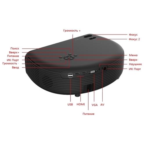 Проектор Invin X8000