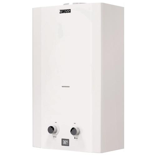 Проточный газовый водонагреватель Zanussi GWH 6 Fonte LPG
