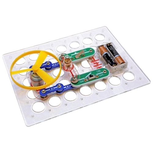Электронный конструктор Знаток Первые шаги в электронике K060-A