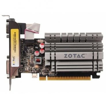 Видеокарта ZOTAC GeForce GT 730 902Mhz PCI-E 2.0 2048Mb 1600Mhz 64 bit DVI HDMI HDCP