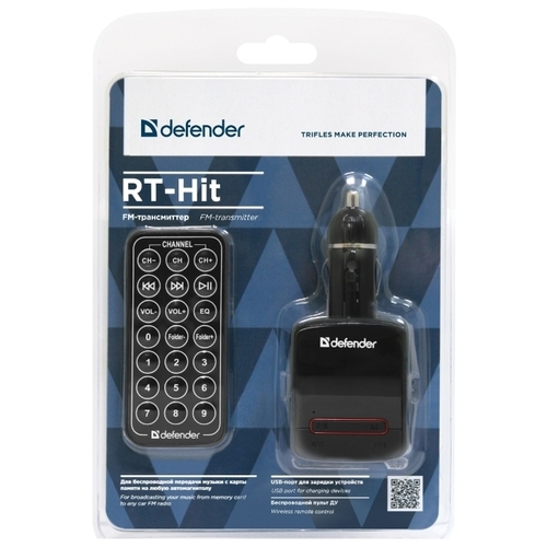 FM-трансмиттер Defender RT-Hit