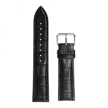 GSMIN Кожаный ремешок Decor Slight для Samsung Gear S3 Frontier/Classic/Galaxy Watch (46 mm)