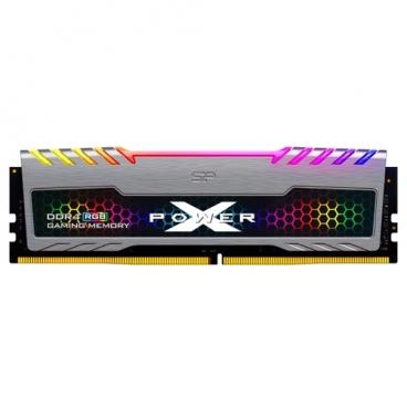 Оперативная память 8 ГБ 1 шт. Silicon Power SP008GXLZU320BSB