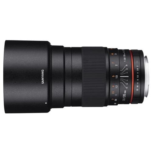 Объектив Samyang 135mm f/2 ED UMC Nikon F