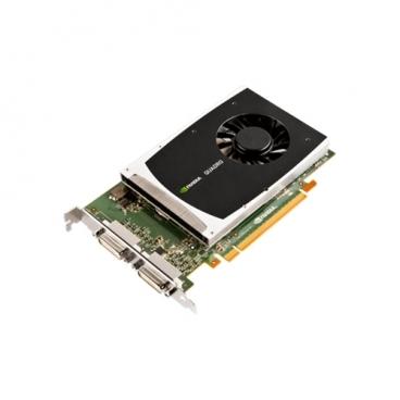 Видеокарта PNY Quadro 2000D 625Mhz PCI-E 2.0 1024Mb 2600Mhz 128 bit 2xDVI