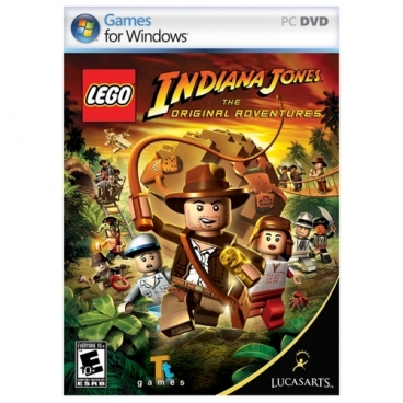LEGO Indiana Jones : The Original Adventures