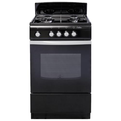 Плита De Luxe 5040.38Г (Щ) черная