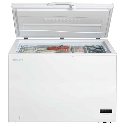 Морозильный ларь KRAFT BD(W)-335BLG