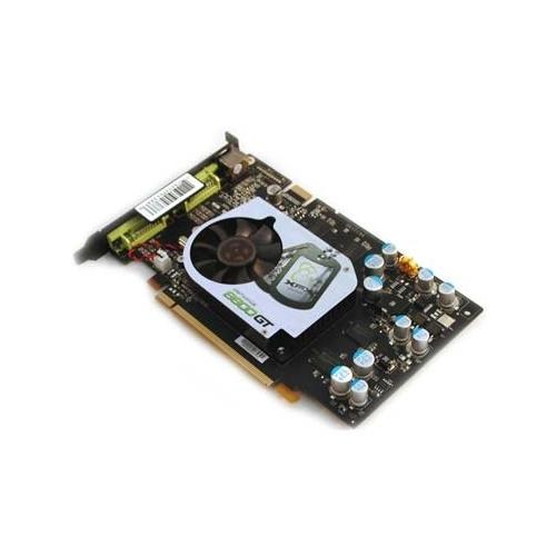 Видеокарта XFX GeForce 8600 GT 540Mhz PCI-E 256Mb 1400Mhz 128 bit 2xDVI TV YPrPb