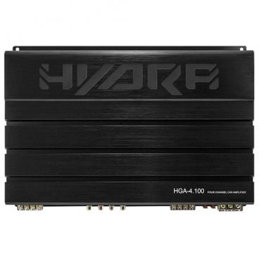 Автомобильный усилитель Black Hydra HGA-4.100