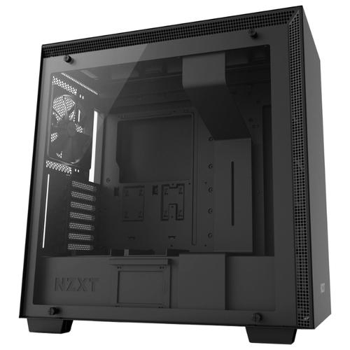 Компьютерный корпус NZXT H700 Black