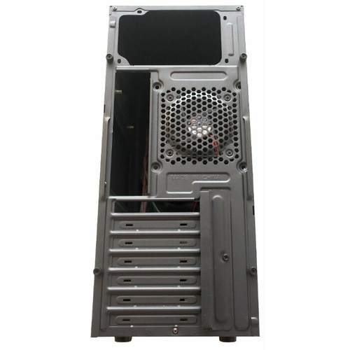 Компьютерный корпус ACCORD P-28B w/o PSU Black