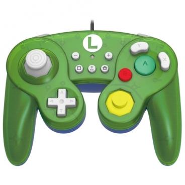 Геймпад HORI Battle Pad Luigi