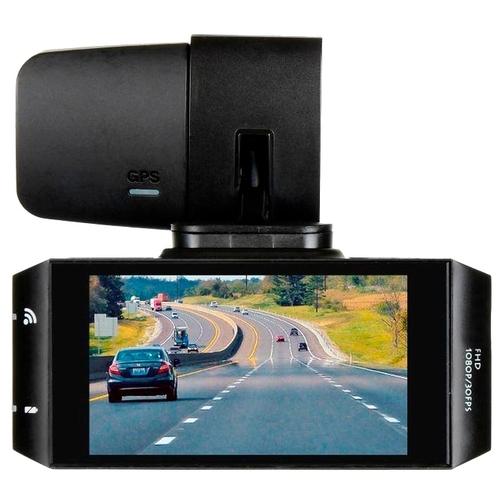 Видеорегистратор Intego VX-560WF, GPS