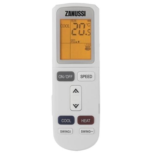 Настенная сплит-система Zanussi ZACS-09 HPR/A18/N1
