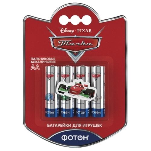 """Батарейка ФОТОН AA/LR6 Disney """"Тачки"""""""