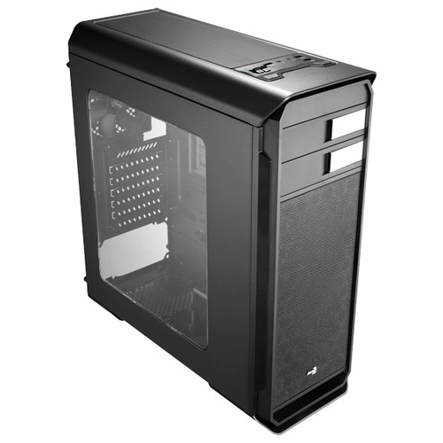 Компьютерный корпус AeroCool Aero-500 Window Black Edition