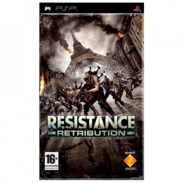 Resistance: Retribution