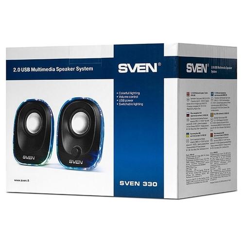 Компьютерная акустика SVEN 330