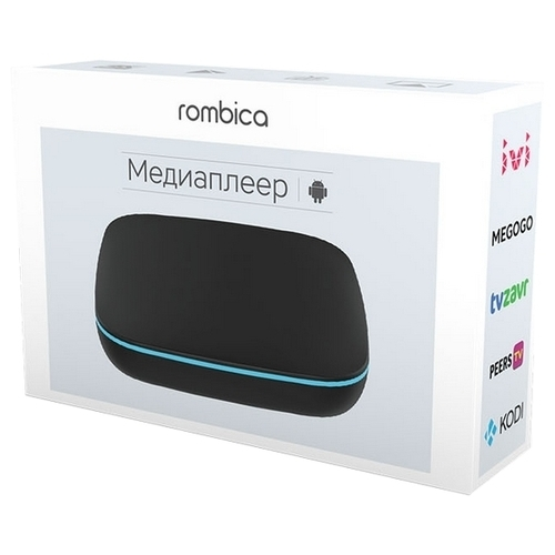 Медиаплеер Rombica Smart Box v004