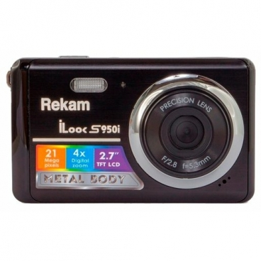 Фотоаппарат Rekam iLook S950i