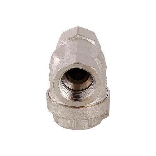 Фильтр механической очистки VALTEC VT.388 муфтовый (ВР/ВР), латунь